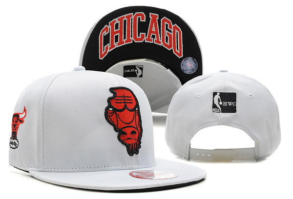 Chicago Bulls NBA Snapback Hat XDF311